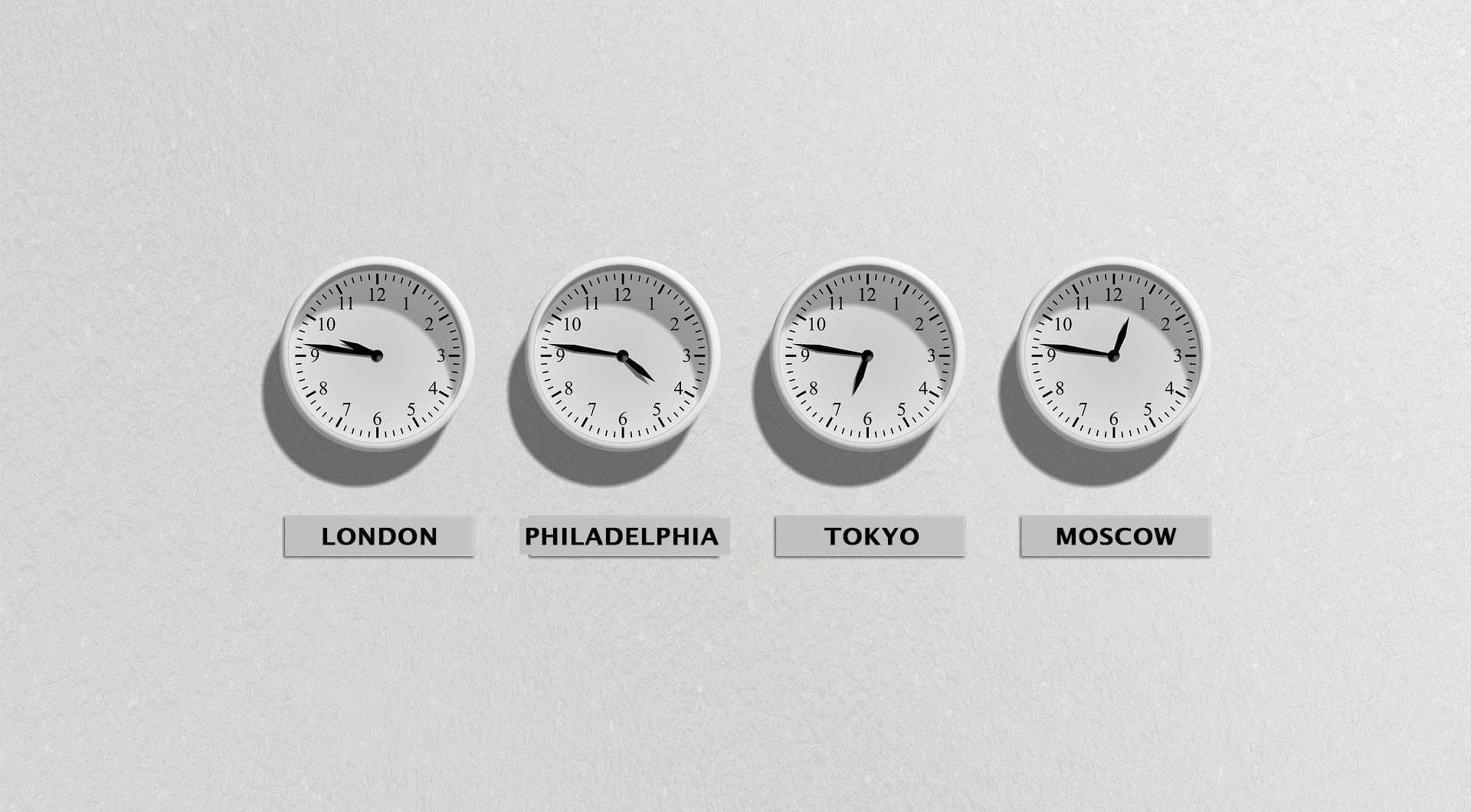 Clocks – 1920×1060